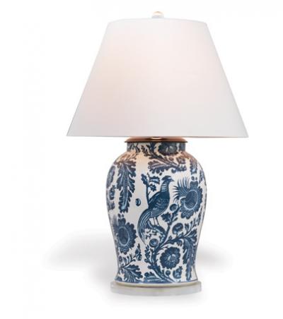 Arcadia Indigo Lamp