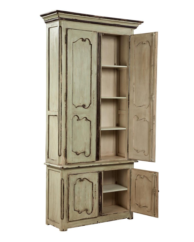 Arched Door Cupboard - Open View