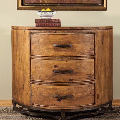 Austrian Demilune Chest