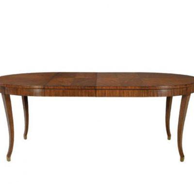 Biedermeier Extension Table