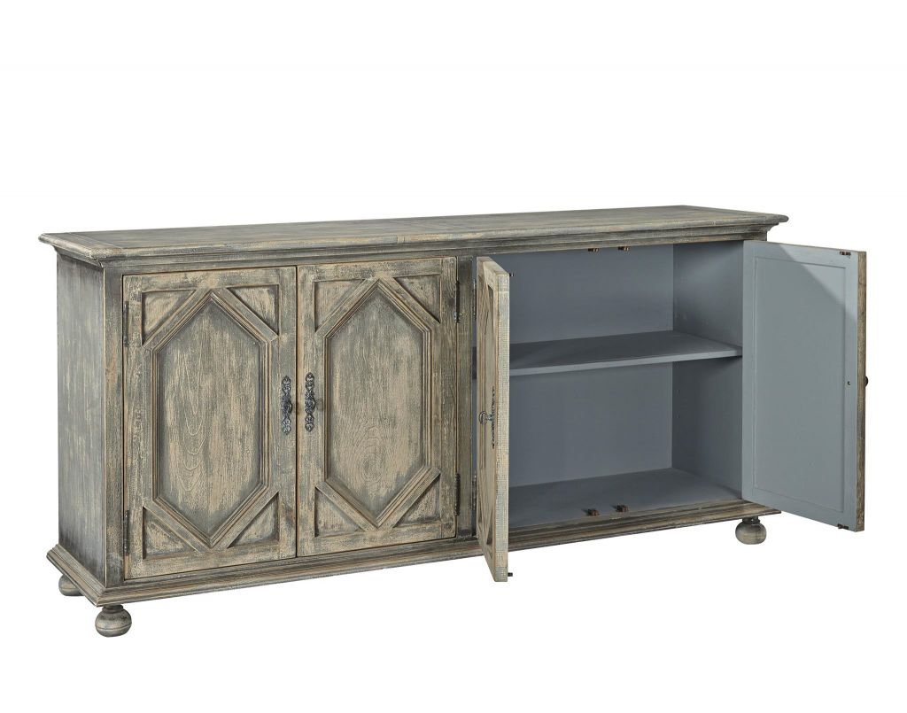 Blois Sideboard - Open View