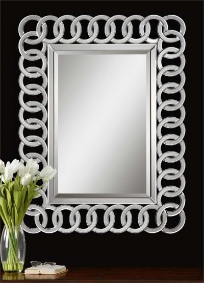 Caddoa Mirror - Staged