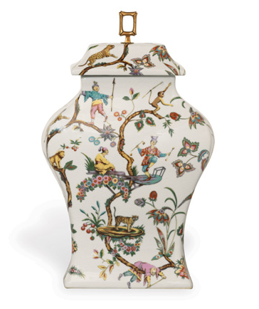 Chinoise Exotique Jar