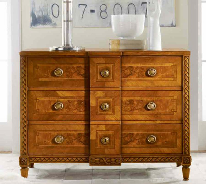 Continental Chest - Staged