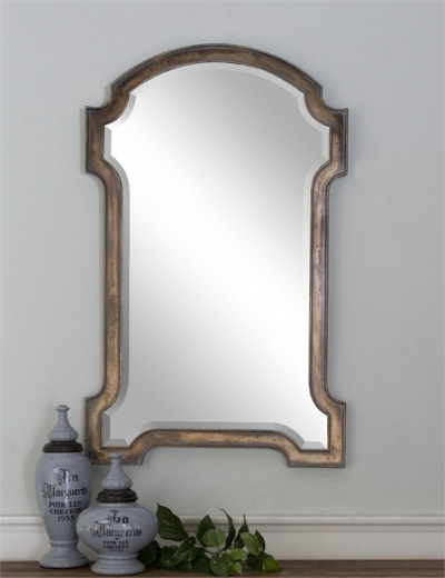 Corciano Mirror - Staged