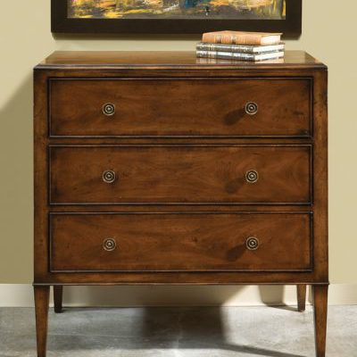 English Regency Mahogany Chest