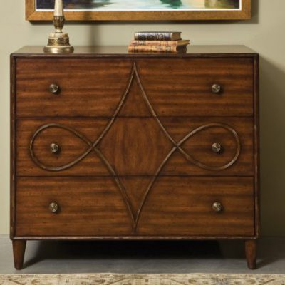 French Art Nouveau Chest