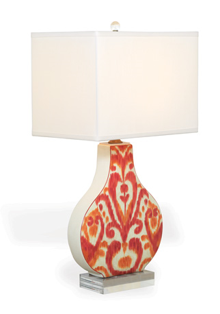 Greystone Coral Lamp - side view