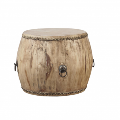 Light Oak Drum