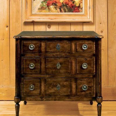 Louis XVI Oak Chest