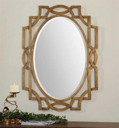 Lucinda Mirror - Staged