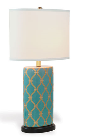 Mateo Peacock Lamp