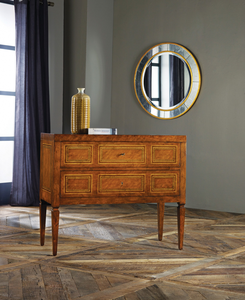 Milan Commode - Staged