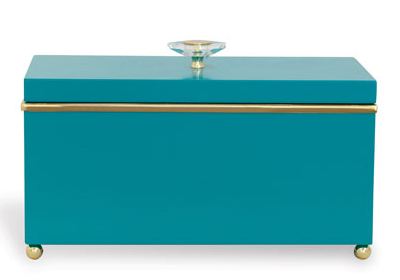 Naples Teal Box