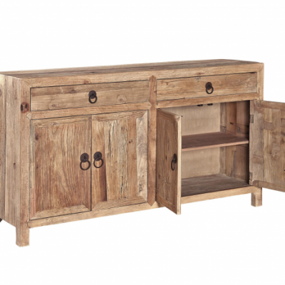 Old Elm Sideboard