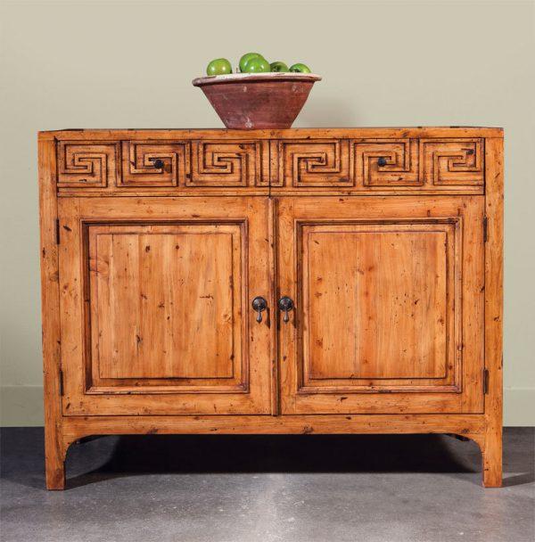 Olde Pine British Cabinet