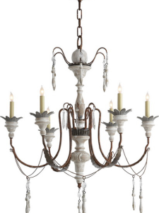 Small Pervical Chandelier