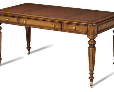 Reeded-Leg Writing Desk 2
