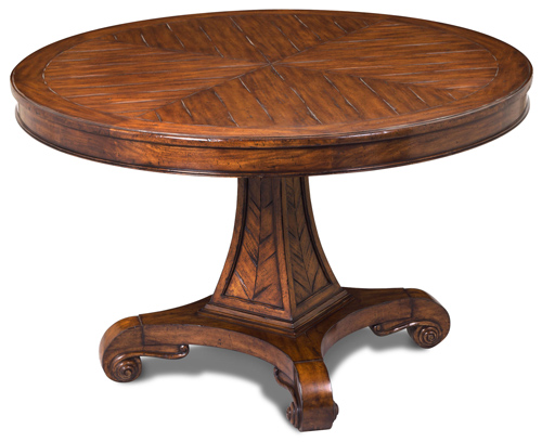 Round Dining with Base Table