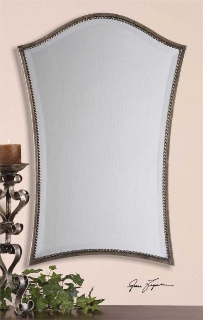 Sergio Vanity Mirror - Staged
