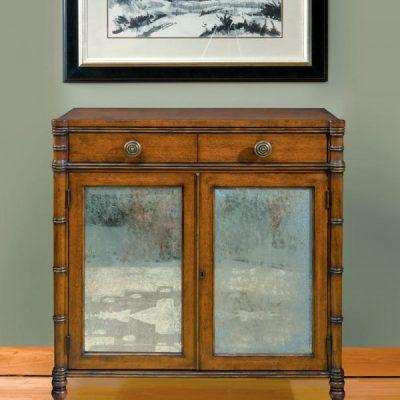 Sheraton Inspired Cabinet