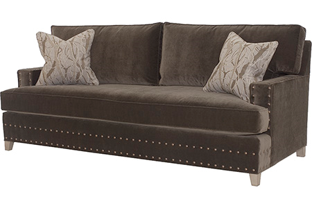 Brewster Sofa - Brown