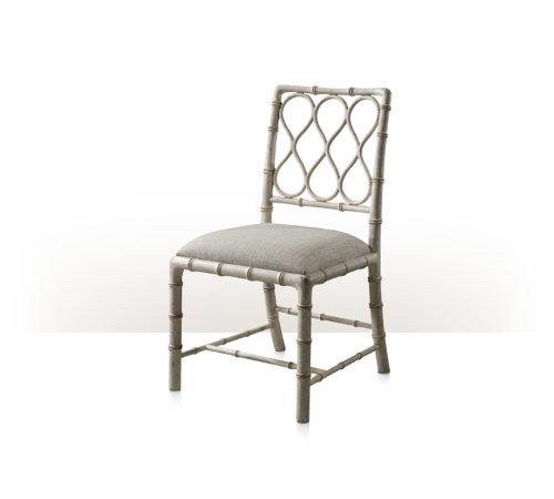 Cream Claydon Side Chair