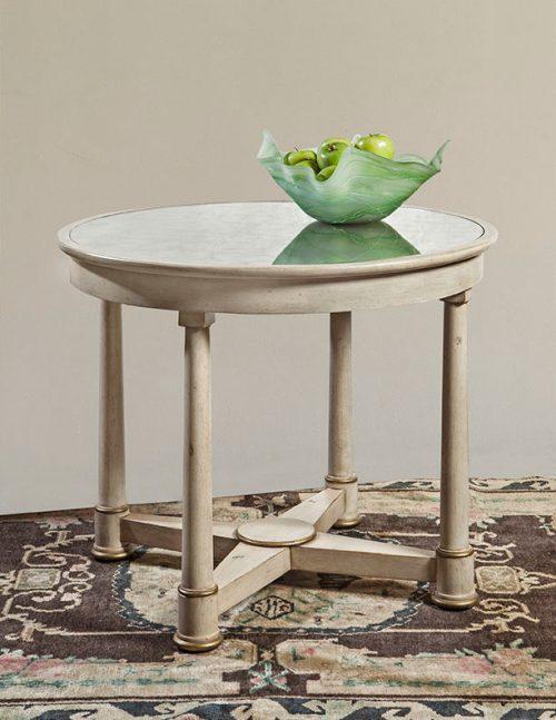 French Circular Table