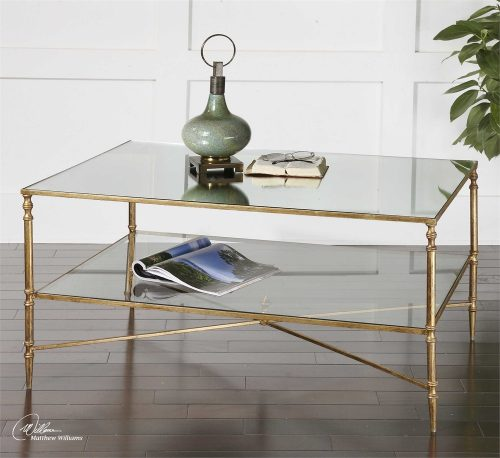 Henzler Coffee Table - Staged