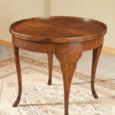 Italian Circular Table