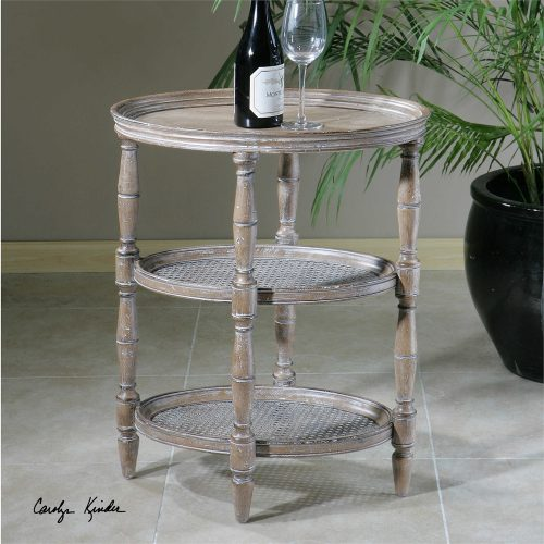 Kendellen Accent Table - Staged