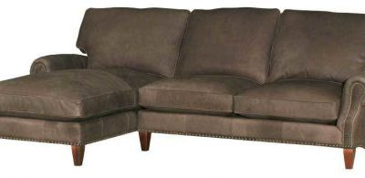 Leather Sectional Sofa – Chaise