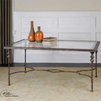 Quillon Coffee Table