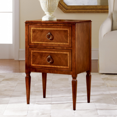 Two-Drawer Commode