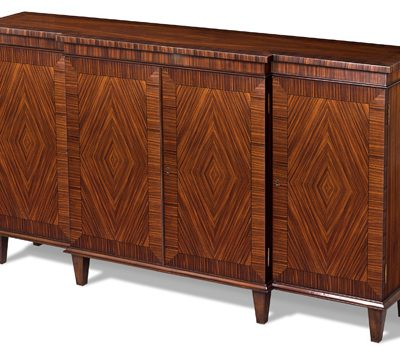 4-Door Rosewood Sideboard