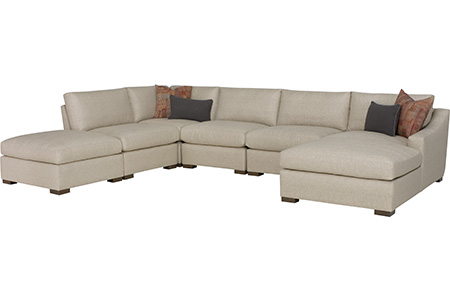 McCoy Sectional Sofa Collection
