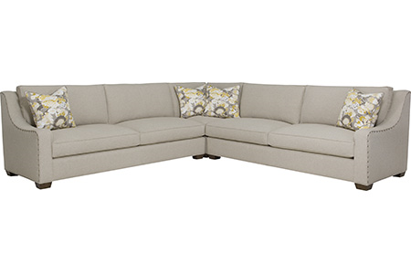 McGuire Sectional Sofa Collection