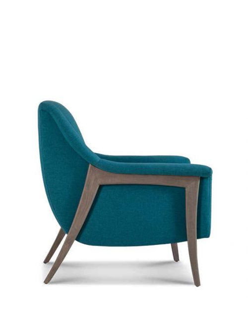 Muse Chair - Sdie View