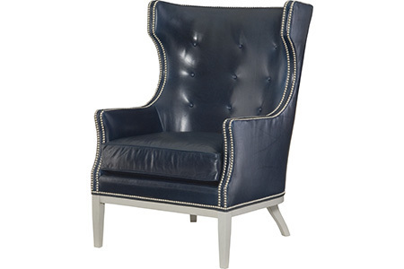 Scout Chair in Leather