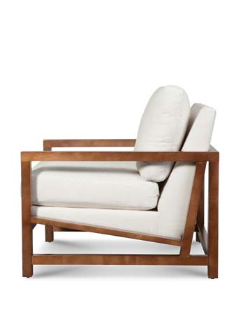 Time Chair - Side View