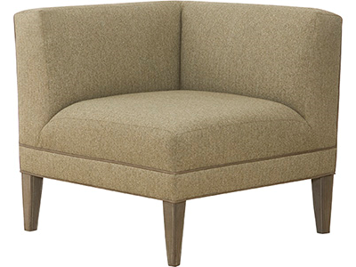 Trey Corner Chair