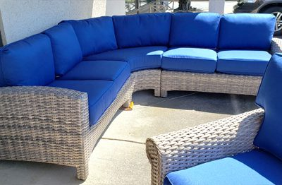 Outdoor Collection Sectional