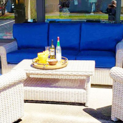 Outdoor Collection Sofa and Chairs