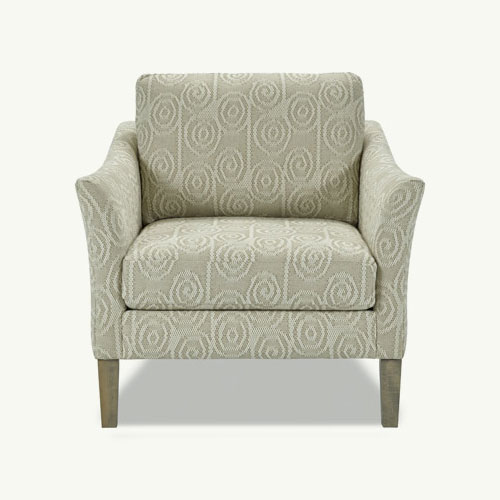 Friday Flair Arm Chair - Front View