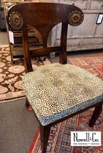 Vintage Regency Chair