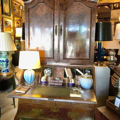 Antique Dutch Secretary