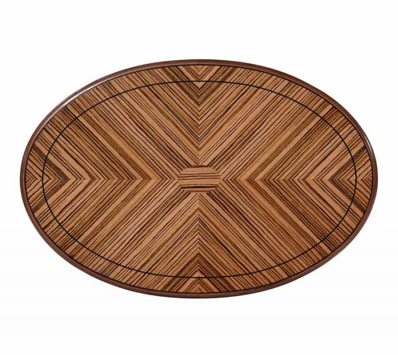Odetta Accent Table - Top View