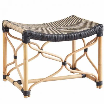 Black and Tan Bistro Stool