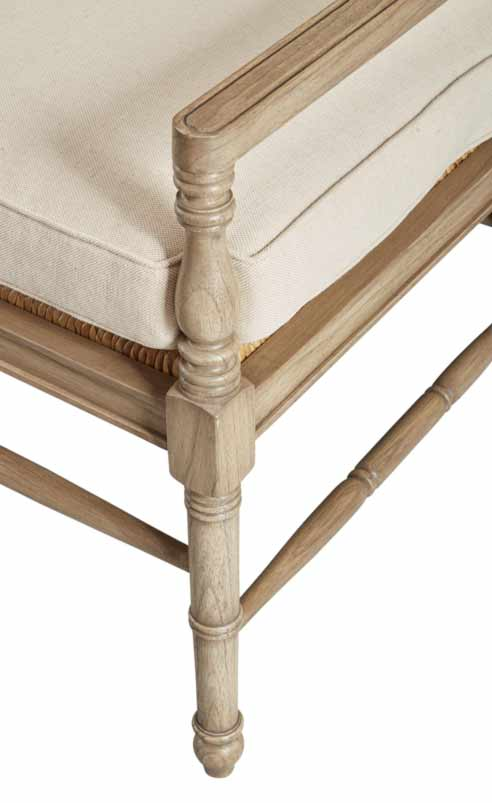 Catalina Arm Chair - Detailed View