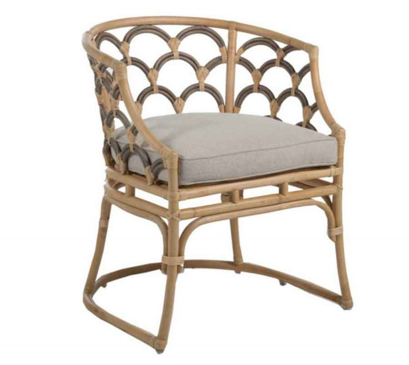Coralee Dining Chair - Front Side View